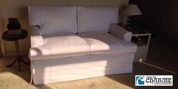 Capa sob medida para sofás, poltronas, cadeiras, puffs ...